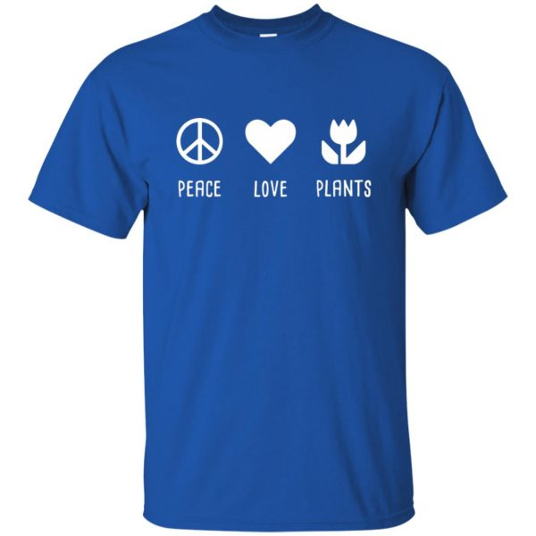 Funny Gardening t shirt - royal blue